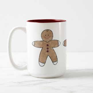 Sweet Christmas Gingerbread Cookies Mug