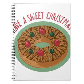 Sweet Christmas Notebook