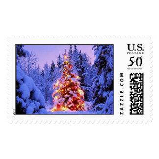 Sweet Christmas Postage stamp
