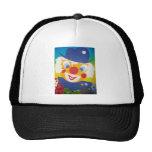 Sweet clown trucker hat