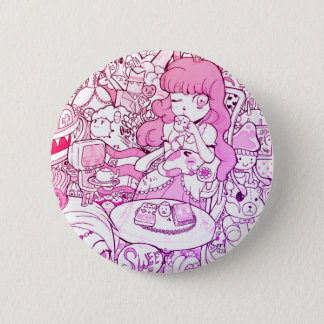 Sweet Cluster Pinback Button