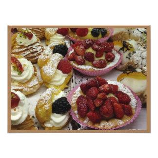 Sweet Colorful Fruit Photo Print