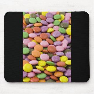Sweet Colourised Bonbons Mouse Pad