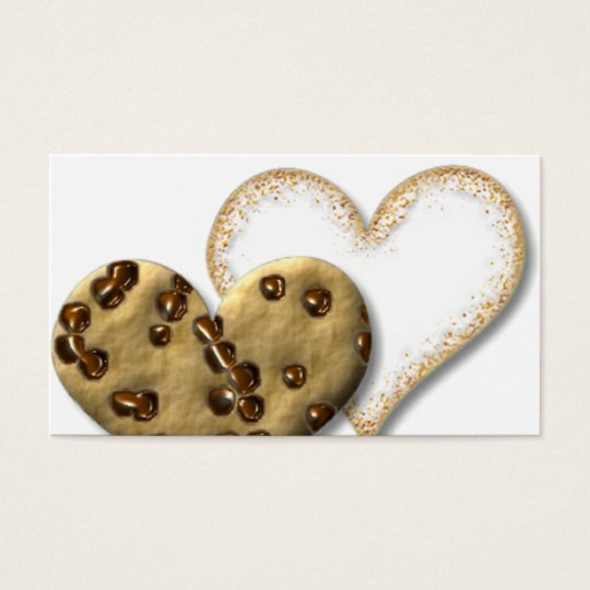 Sweet Cookie Love Business Card