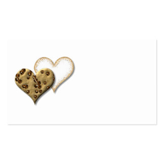 Sweet Cookie Love Double-Sided Standard Business Cards (Pack Of 100)