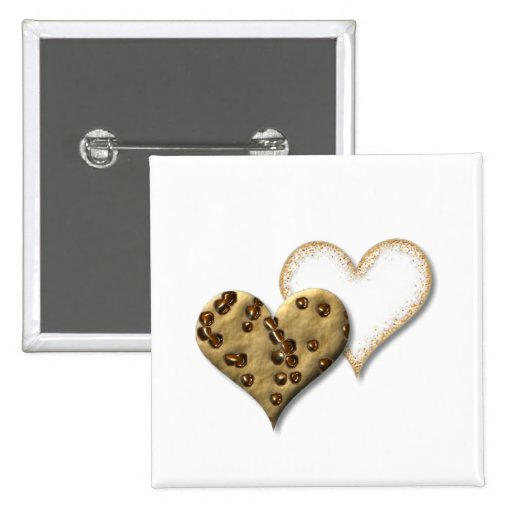 Sweet Cookie Love Pinback Buttons