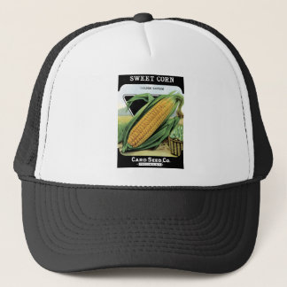Sweet Corn Seed Packet Hat