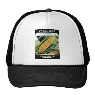 Sweet Corn Seed Packet Hat