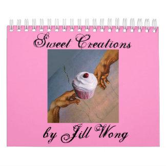 Sweet Creations Calendar