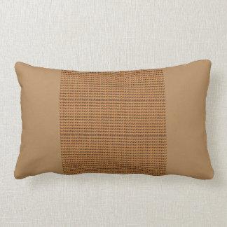 """Sweet Creme Polyester Lumbar Pillow 13"""" x 21"""""""