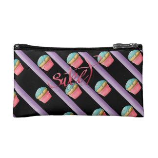 Sweet Cupcake Makeup Bag