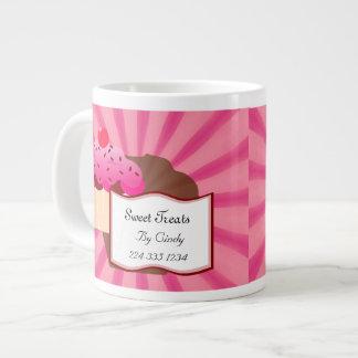 Sweet Cupcake Bakery Large Coffee Mug