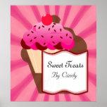 Sweet Cupcake Bakery Poster