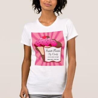 Sweet Cupcake Bakery T-Shirt