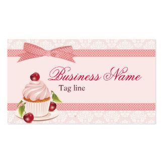 Sweet Cupcake Business Card Template