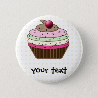 Sweet Cupcake Button