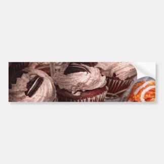 Sweet - Cupcake - Cupcake mountain Bumper Stickers