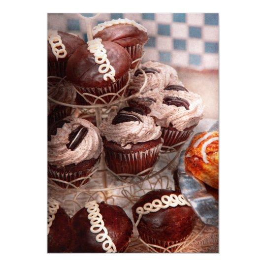 Sweet - Cupcake - Cupcake mountain Card