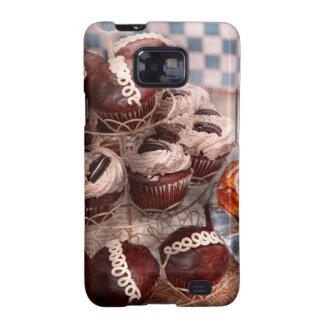 Sweet - Cupcake - Cupcake mountain Samsung Galaxy S2 Cases