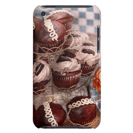 Sweet - Cupcake - Cupcake mountain iPod Case-Mate Case