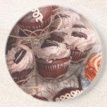 Sweet - Cupcake - Cupcake mountain Beverage Coaster