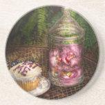 Sweet - Cupcake - Eat Me Beverage Coasters