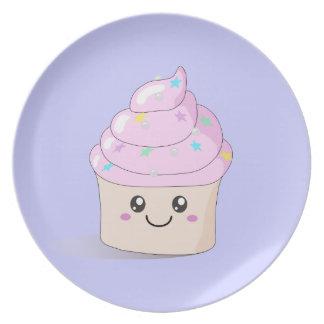 Sweet Cupcake - Girls / Kids cake Plate