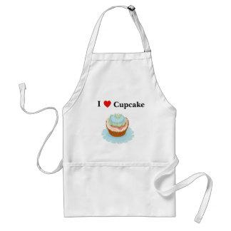 Sweet Cupcake - I Love Cupcake Adult Apron
