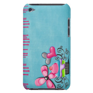 Sweet cupcake iPod touch Case-Mate case