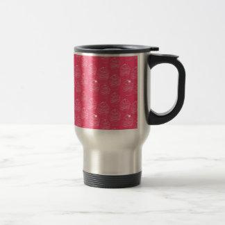 Sweet Cupcake Pattern Mug