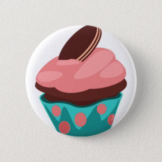 Sweet Cupcake Pinback Button