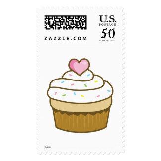 sweet cupcake postage