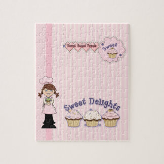 Sweet cupcakes jigsaw puzzle