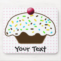 sweet cupcakes mouse pad