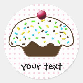sweet cupcakes sticker