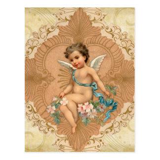 Sweet Cupid Valentine Postcard