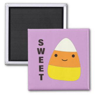 Sweet Cute Candy Corn Magnet