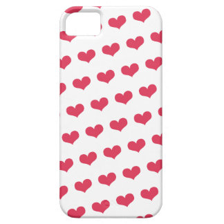 Sweet Cute Love Hearts Pattern Valentine's Day iPhone 5 Covers