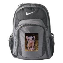 Sweet Cute Pig Backpack