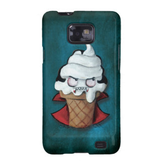 Sweet Cute Vampire Ice Cream Samsung Galaxy SII Cases