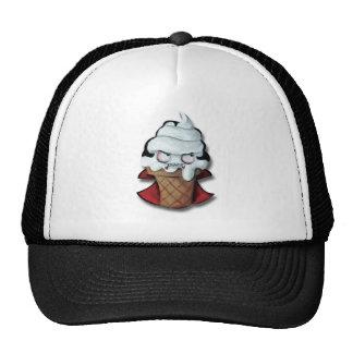 Sweet Cute Vampire Ice Cream Hat