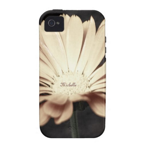 Sweet Daisy Case-Mate iPhone 4 Case