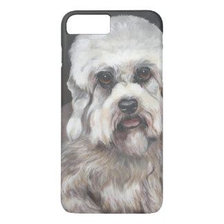 Sweet Dandie Dinmont Terrier iPhone 8 Plus/7 Plus Case