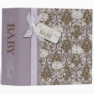 Sweet Darling Baby 2.0 Binder
