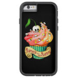 Sweet & Deadly  Skull Cupcake Tough Xtreme iPhone 6 Case