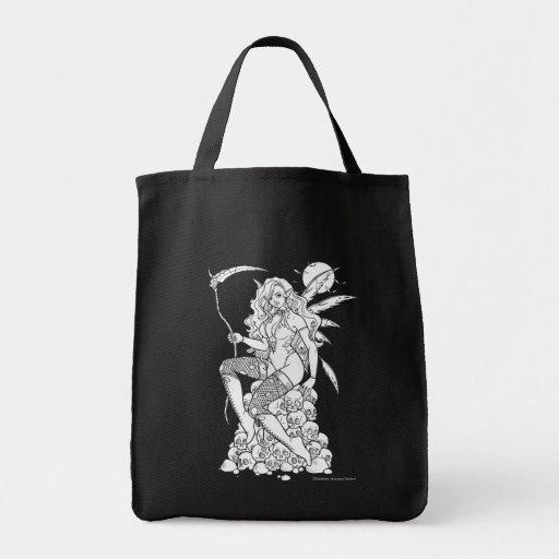 Sweet Death Sketch Fairy Bag