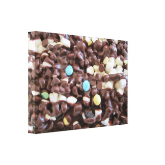 Sweet Delight Gallery Wrap Canvas