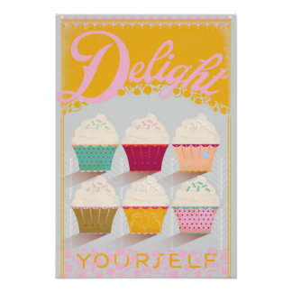 Sweet Delight Poster