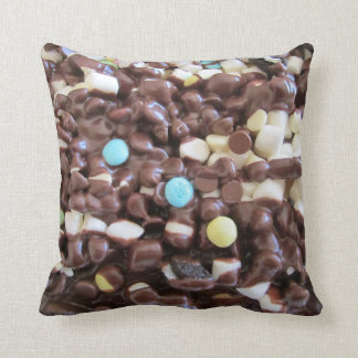 Sweet Delight Throw Pillow