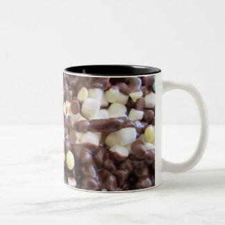 Sweet Delight Two-Tone Coffee Mug